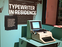 Typewriter in Residence